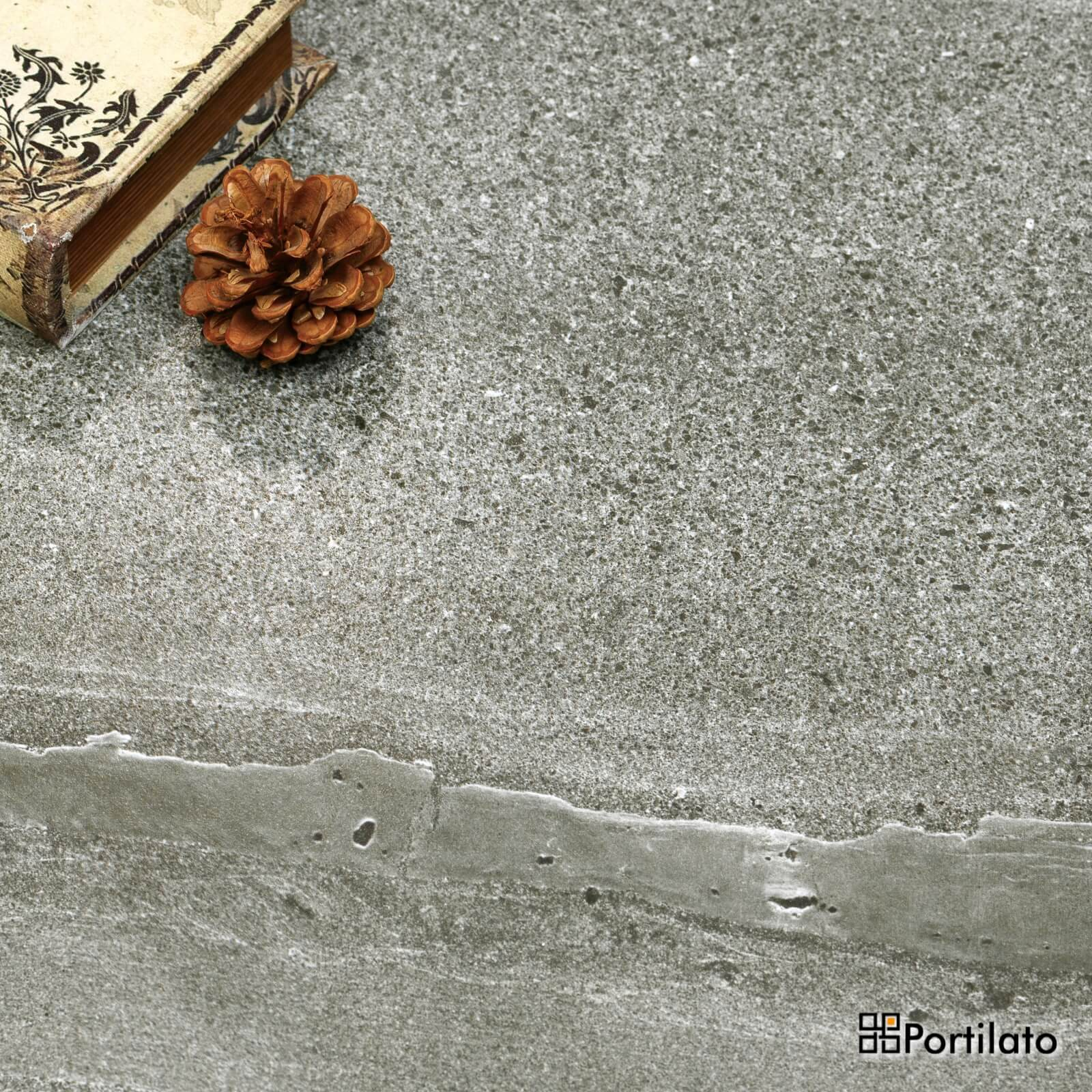 Porcelanato Portilato Cement - CG6002--